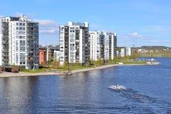 Finnland, Jyvaskyla Stockfotografie