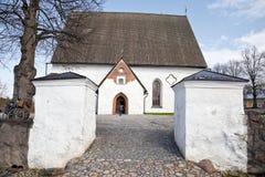 finnland Stadt Porvoo Lizenzfreie Stockbilder