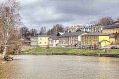 finnland Stadt Porvoo Stockfoto