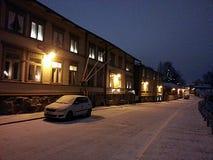 Finnland Suomi Porvoo Stockfotografie