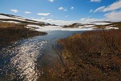 Finnmark 4 Foto de archivo libre de regalías