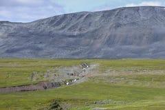 Finnmark, Norwegen Stockfotografie