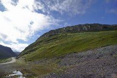 Finnmark, Norwegen Lizenzfreies Stockbild
