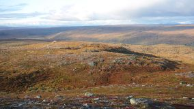 Finnmark-Region Lizenzfreie Stockfotografie
