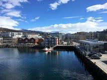 Finnsnes, Norway. Stock Images