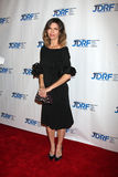 Finola Hughes arrives at the JDRF's 9th Annual Gala Royalty Free Stock Photography