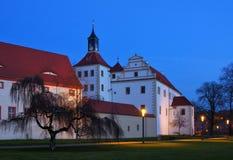 Finsterwalde castle Stock Photos
