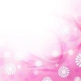 fint blom- för bakgrund royaltyfri illustrationer