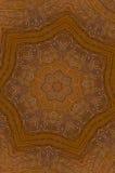 Fint snida på trä Arkivfoton
