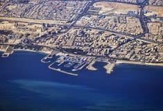 fintas Кувейт al Стоковые Фото
