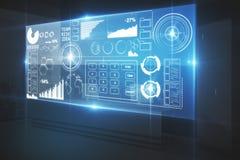 Fintech concept Stock Photos