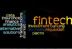 Fintech Royalty Free Stock Photo