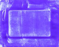 Fiołkowy akrylowy tło Obraz Royalty Free