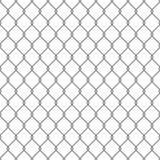 Fio de aço Mesh Seamless Background Vetor ilustração stock