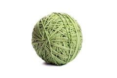 Fio verde Imagens de Stock