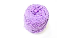 Fio violeta Fotografia de Stock Royalty Free
