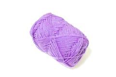 Fio violeta Imagens de Stock Royalty Free