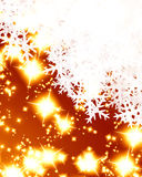 Fiocchi della neve Immagine Stock Libera da Diritti