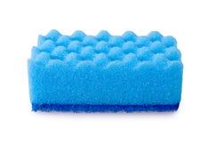 Fiocco blu Fotografie Stock Libere da Diritti