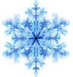 Fiocco della neve Immagine Stock Libera da Diritti