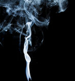 Fiocco di fumo Immagine Stock