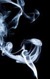 Fiocco di fumo Fotografia Stock