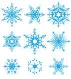 Fiocco di neve Fotografia Stock Libera da Diritti