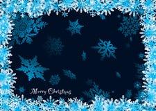Fiocco di neve 3d royalty illustrazione gratis