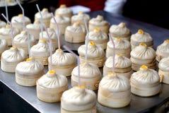 Fioco-somma cinese del dessert immagini stock