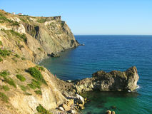 Fiolent cape, Crimea, Ukraine Royalty Free Stock Photos