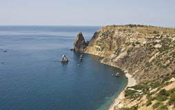 Fiolent, Crimea Royalty Free Stock Photography