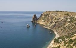 Fiolent, Crimea fotografia stock libera da diritti