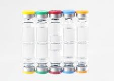 Fioles pharmaceutiques Photo libre de droits