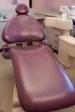 fiolet jest krzesło dentysty Zdjęcie Royalty Free