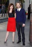 Fiona Dourif and Dean Chekvala Royalty Free Stock Photography