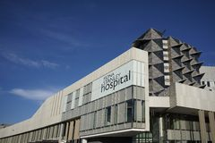 Fiona Stanley Hospital, Western Australia. Stock Photography