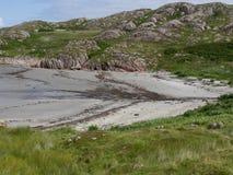 Fionnphort, ilha de ferventa com especiarias Fotos de Stock Royalty Free