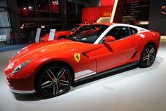 Fiorano de gtb de Ferrari 599 Images stock