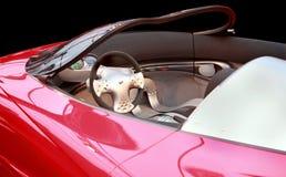 Fioravanti F carro do conceito de 100 R Foto de Stock
