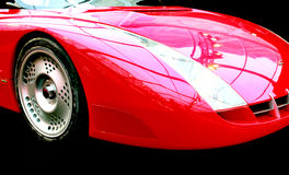 Fioravanti F100 R Concept 2000 Royalty Free Stock Photos