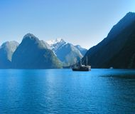 Fiord Stock Photo