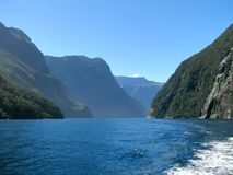 Fiord Royalty Free Stock Photo