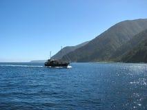 Fiord Fotografia Stock Libera da Diritti