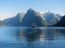 Fiord Fotografia Stock