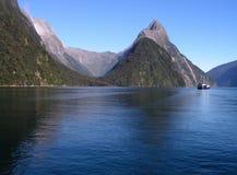 Fiord Immagine Stock