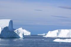 Fiord de Grenland Imagem de Stock Royalty Free