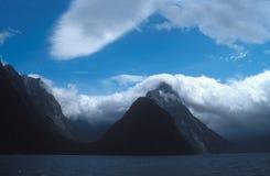 Fiordi Fotografia Stock