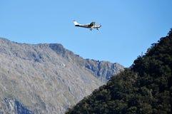 Fiordland新西兰 库存图片