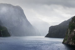 Fiordland national park Stock Photo