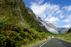 Fiordland - New Zealand Stock Photo
